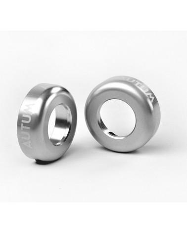 Autum tapones de manillar Aluminio