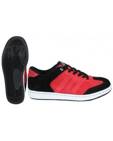 LOTEK zapatillas CLASSIC ROJO/NEGRO