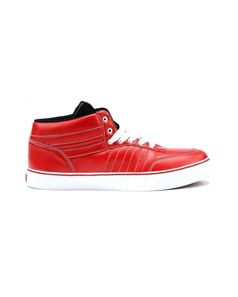 LOTEK zapatillas Coastal Rojo