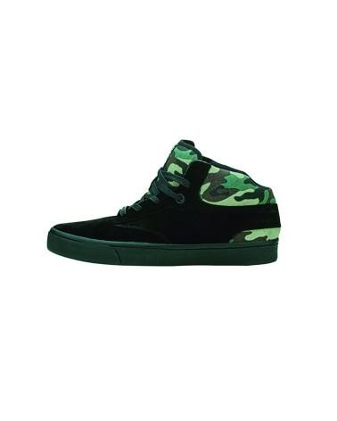 LOTEK zapatillas Mac Negro/Camuflaje