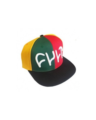 GORRA CULT CROSS COLORS