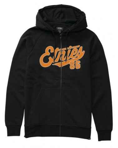 SUDADERA ETNIES TEAM ZIP