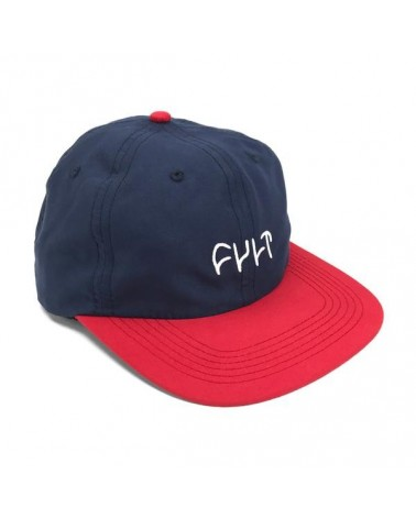 GORRA CULT BRAVES ROJO/NAVY
