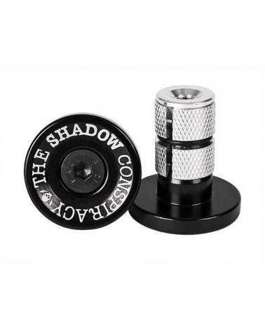 Shadow tapones Deadbolt Alu.