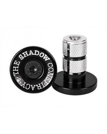 Shadow tapones Deadbolt Alu.