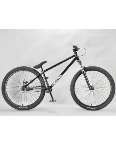 "BICI DIRT 26"" MAFIABIKES BLACKJACK NEGRO"